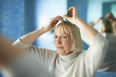 treat hair loss with Brotzu lotion