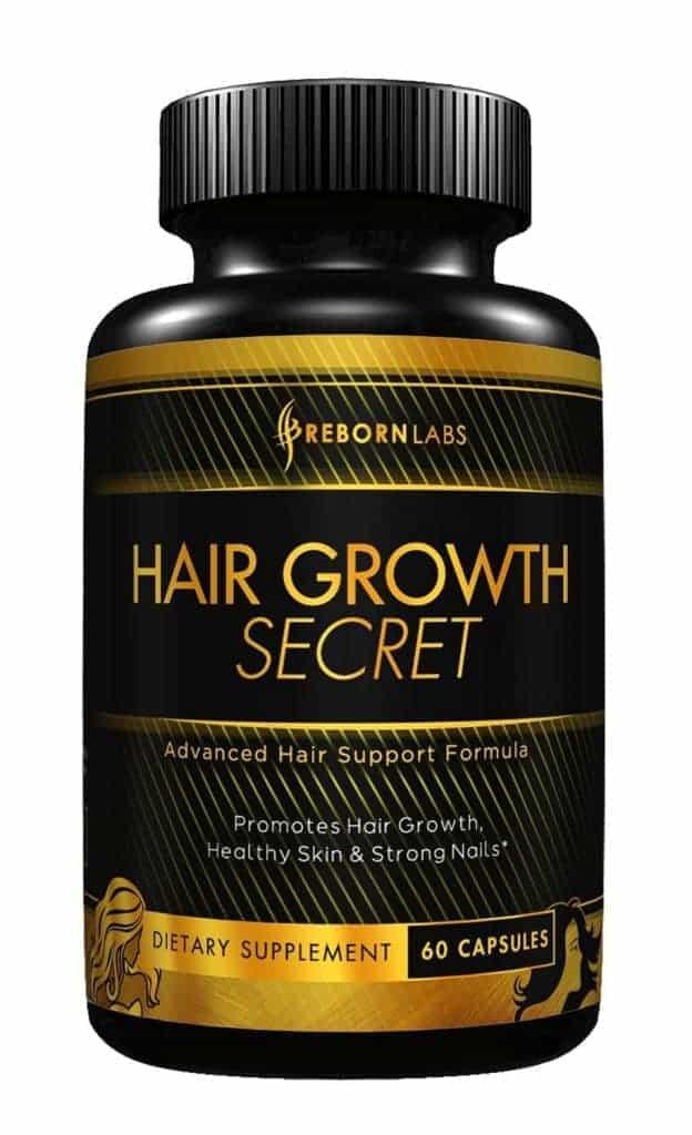 Hair Growth Secret by Reborn Labs