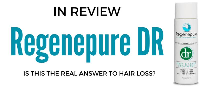 Regenepure DR Shampoo