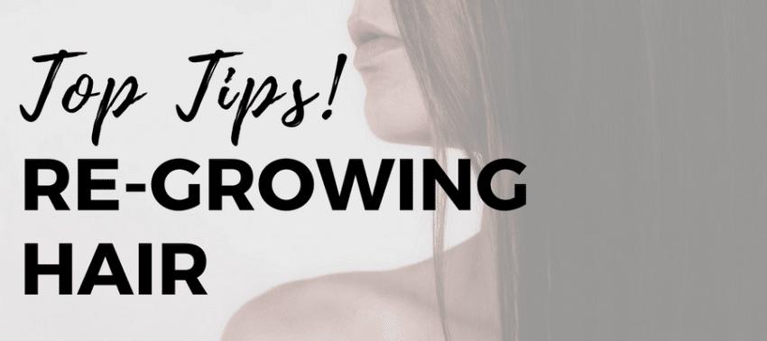 Re-Growing Hair