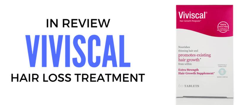 Viviscal Hair Loss Treatment