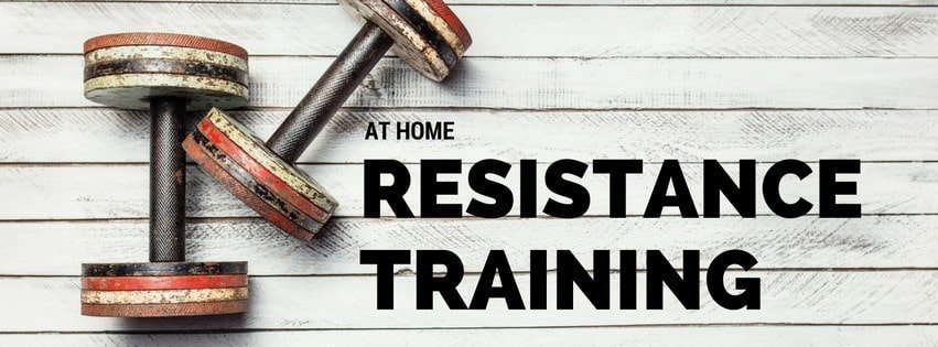 Resistance Training Plan