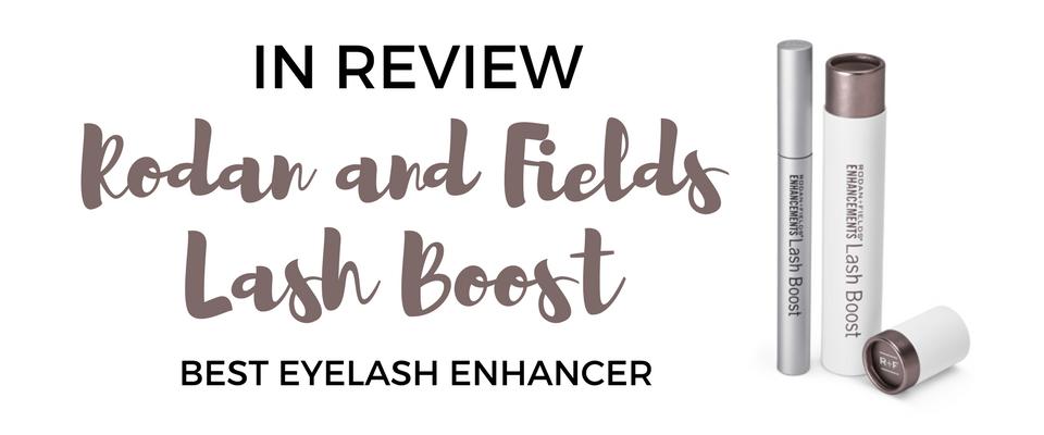 Rodan and Fields Lash Boost