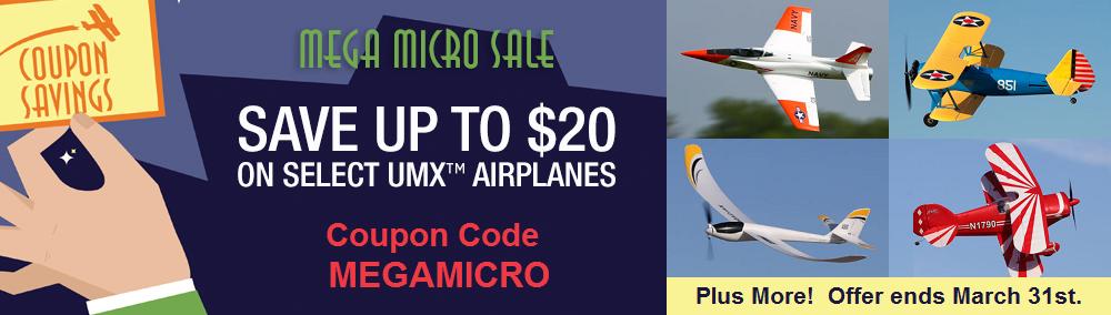 Mega Micro Promotion